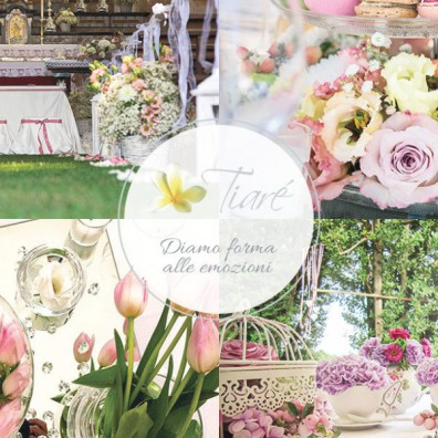 Tiarè wedding & emotional designer